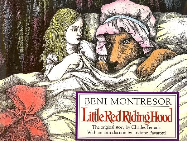 an analysis of charles perraults little red riding